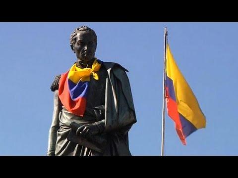 Ο λόγος στο Κογκρέσο για την ειρηνευτική συμφωνία κυβέρνησης και ανταρτών FARC