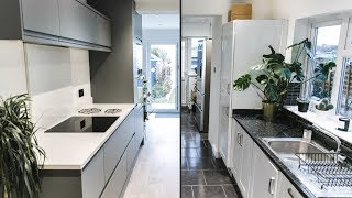 Kitchen Renovation | Before & After