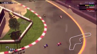 Gameplay circuito Italia
