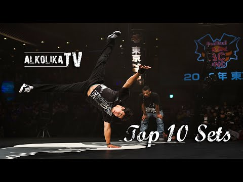 BBOY LIL G - Top 10 Sets