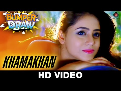 Khamakhan Song lyrics Video - Bumper Draw | Mudasir Ali | Rahul Mishra