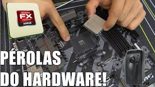 PÉROLAS DO HARDWARE