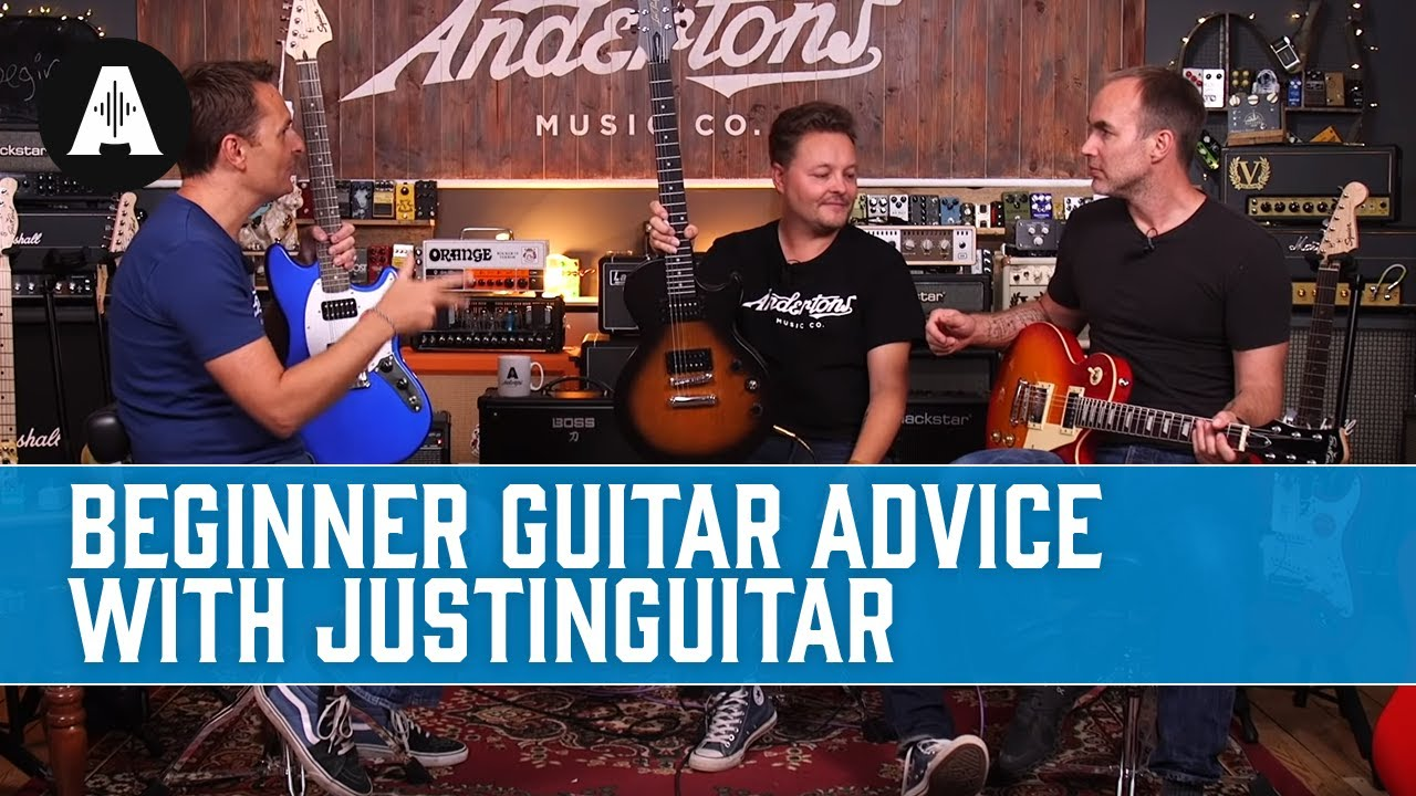 Everything You Need To Know About Buying Your First Electric Guitar!