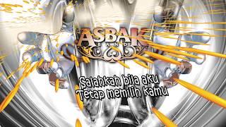 Asbak Band - Cantik Sekali (Official Audio)