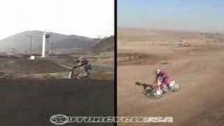 8. Motocross Test - 2007 Honda CRF450R