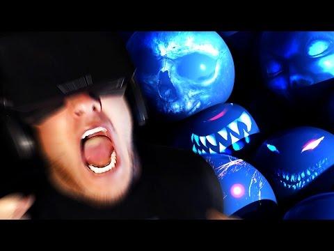 TERRIFYING BLUE BALLS!! | Oculus Rift Horror – Apparition Within The Rift