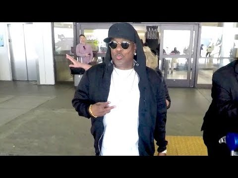 "Charlie WIlson On Working With Kanye West - ""I Told Him No!"""