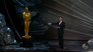 Monolog Jimmy Kimmel Singgung Pelecehan Seksual