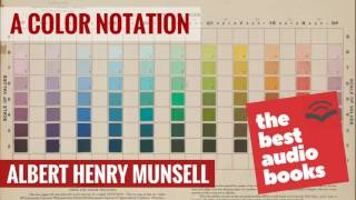 A Color Notation by Albert Henry Munsell - Audiobook - Art, Design & Architecture