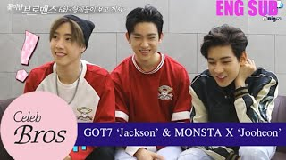 "Video Jackson & Jooheon, Celeb Bros S5 EP6 ""Your bros are watching you"" MP3, 3GP, MP4, WEBM, AVI, FLV April 2019"