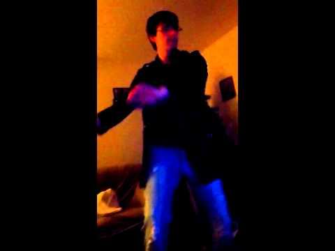 Lesbian Dancing to Rihanna.