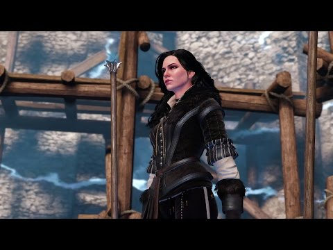 The Witcher 3 Wild Hunt en vidéo