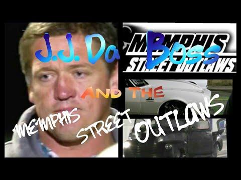 STREET OUTLAWS MEMPHIS better than OKC? JJ DA BOSS And crew! Now and then.