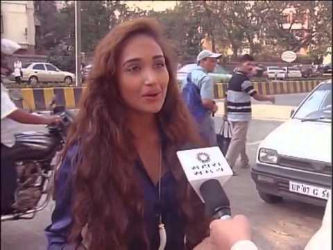 Actress jiah khan's interview who has commits suicide in mumbai