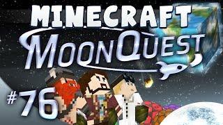 Minecraft - MoonQuest 76 - Meteor Attack