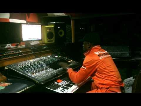 Bebi Philip making the beat of