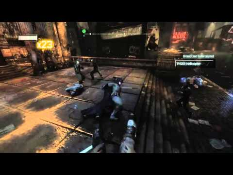 Batman: Arkham City (CD-Key, Region Free) Gameplay