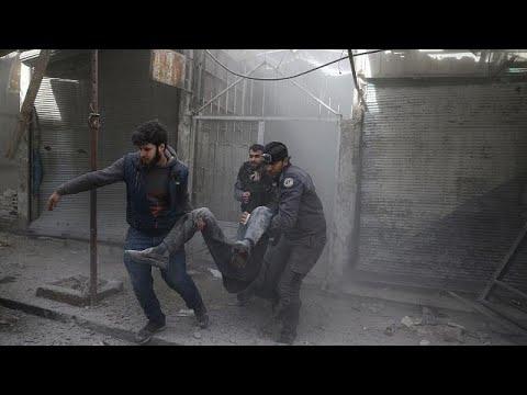 Δραματική αύξηση των θυμάτων λόγω βομβαρδισμών