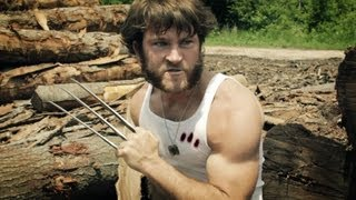 VIDEO: Logging Has Never Been Better in Fan Film WOLVERINE
