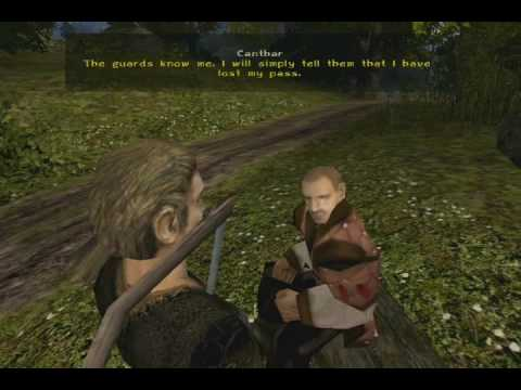 gothic ii pc gameplay