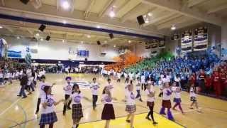 TKA: Spirit Week Dance - PIXIES (2015)