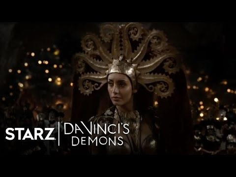 Da Vinci's Demons |  Episode 208 Preview | STARZ
