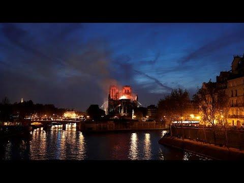 Ερευνητές: Βραχυκύκλωμα η πιθανότερη αιτία της πυρκαγιάς στην Notre Dame…