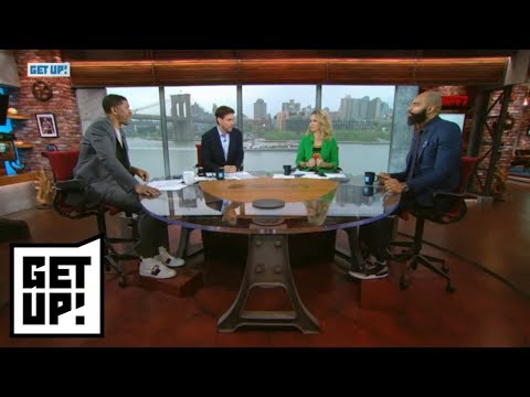 Carlos Boozer deep dives into Rockets vs. Warriors Western Conference finals | Get Up! | ESPN