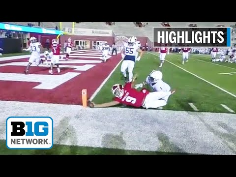 Highlights: Hoosiers Win in Overtime Thriller   Penn State at Indiana   Oct. 24, 2020