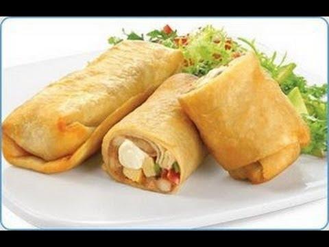 ¿Cómo preparar burritos mexicanos?