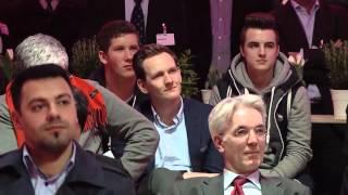 Panel Discussion Indoor Navigation Reinshagen Höttges NavVis