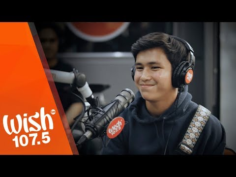 "Paolo Sandejas Performs ""Sway"" LIVE On Wish 107.5 Bus"