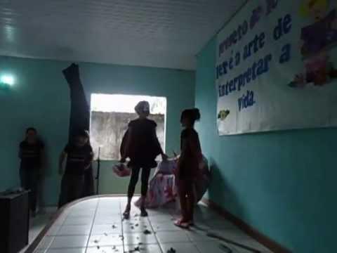 PROJETO DE LEITURA DO CENTRO EDUCACIONAL JOÃO PAULO I  (NOVA OLINDA DO MARANHÃO)