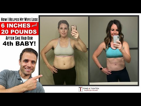 Postpartum Abs Workout Program - My Wife's Story