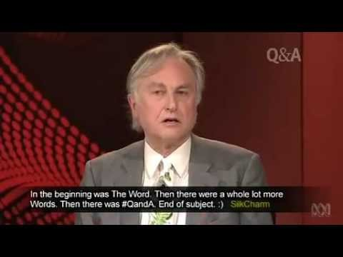 Dawkins - Richard Dawkins and Catholic Cardinal George Pell discuss religion, morals and evolution on Q&A. (10-4-2012 ABC TV) It baffles me how the Catholic hierarchy ...