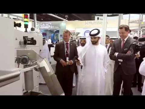 Gulfood Manufacturing 2017 Day 1 Highlights