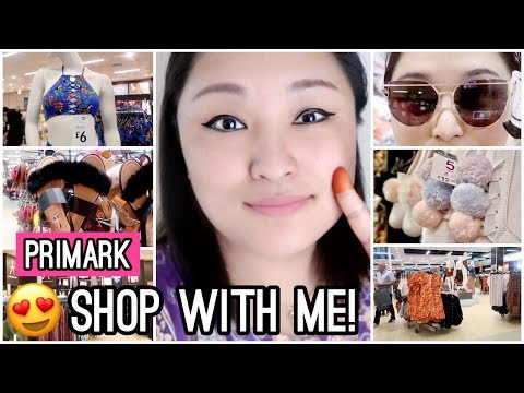(Come Shop with Me in Primark | Summer 2018 | Pretty Tops, Dresses, Slippers, Shoes, Etc! - Vlog #139 - Duration: 15 minutes.)