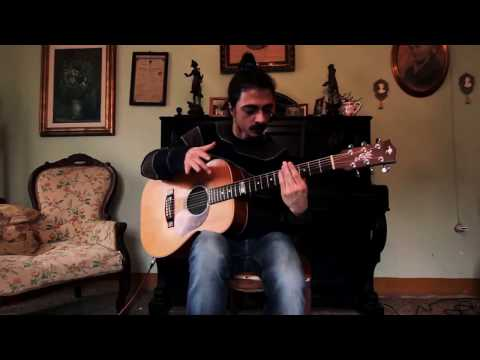 Lorenzo Niccolini - Funky alla Turca (Slap Guitar)