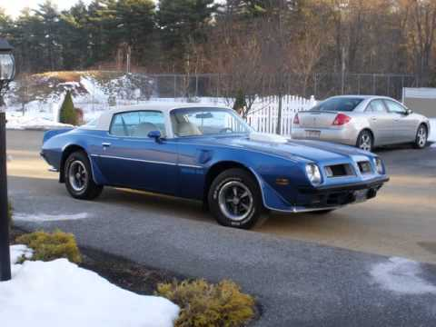 1975 Pontiac Trans Am Pictures