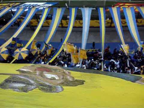 Boca 1 Central 2 / Ni la muerte nos va a separar - La 12 - Boca Juniors - Argentina - América del Sur