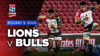 Lions v Bulls Rd.5 2020 Super rugby unlocked video highlights