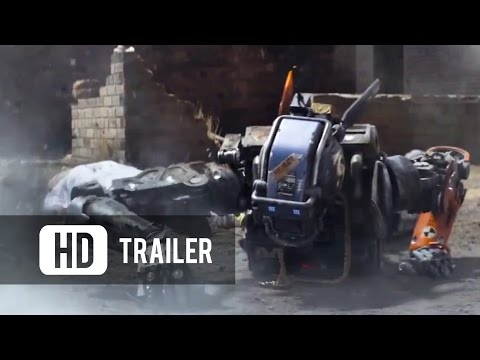 Chappie – Official Trailer 2 [HD]