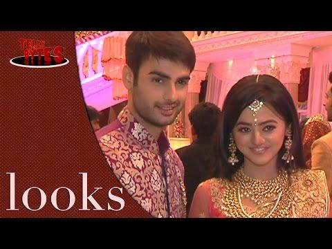 Varun and Helly aka Sanskar and Swara talk about t