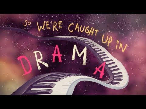AJR - DRAMA (Official Lyric Video)