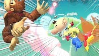 Olimar Is The BEST Sword Boi In Smash Ultimate
