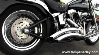 9. Used 2008 Harley Davidson Fatboy FLSTF For Sale Call for Price & Specs