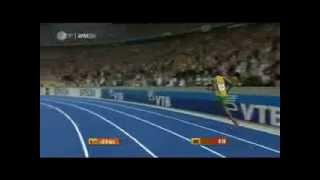 Usain Bolt 9.58 100m New World Record Berlin [HQ].3gp