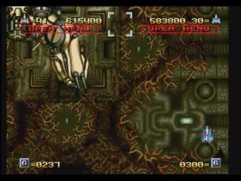 Alpha Mission II Neo Geo