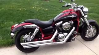 6. Kawasaki Mean Streak 1600