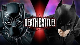 Video Black Panther VS Batman (Marvel VS DC) | DEATH BATTLE! MP3, 3GP, MP4, WEBM, AVI, FLV Februari 2018